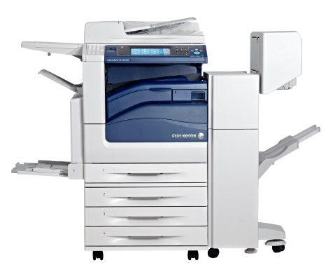 fuji c5570 colour photocopier